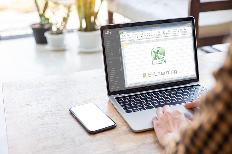 Excel Komplettkurs mit Lernvideos für Anwender in Unternehmen