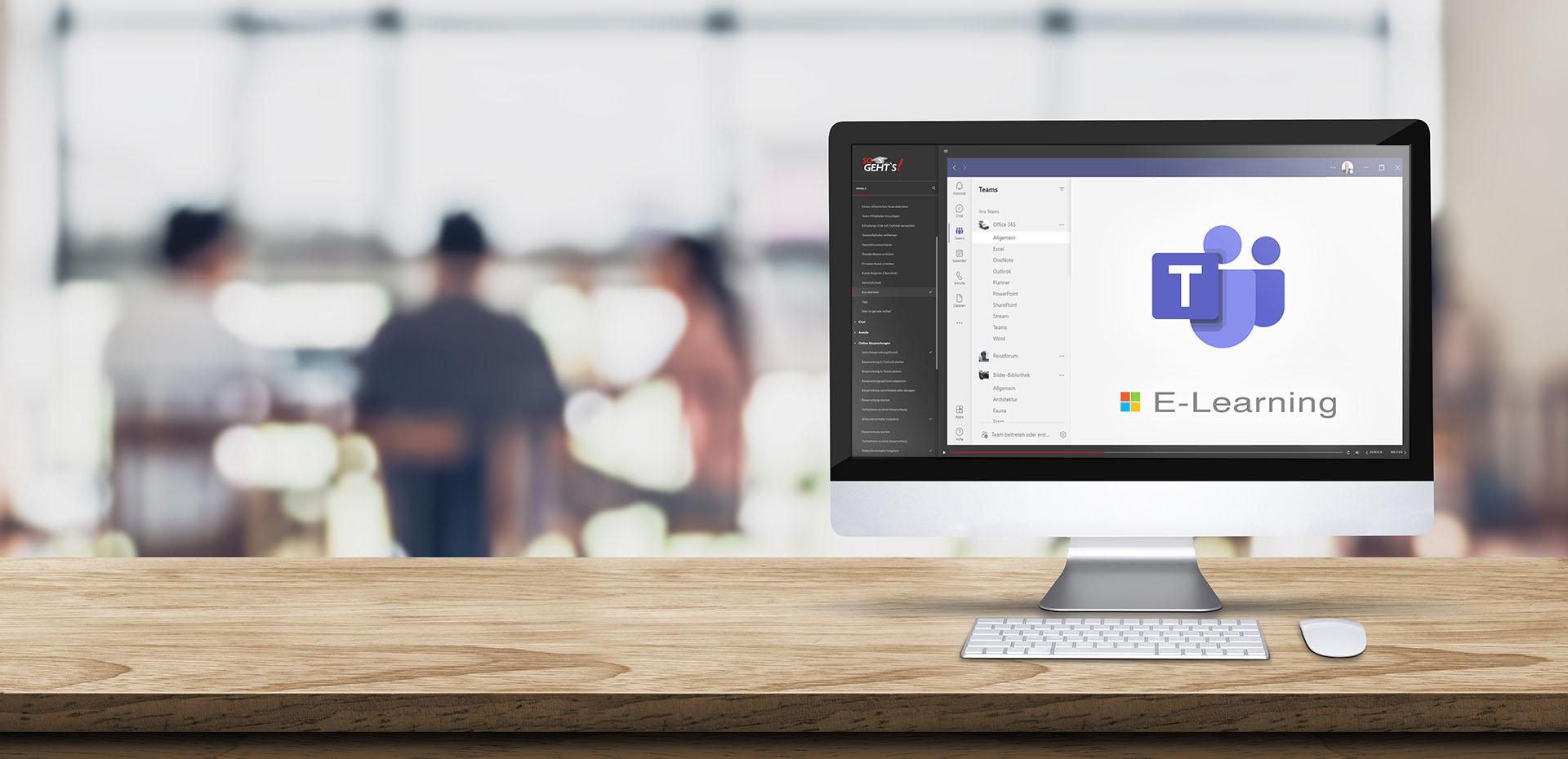 Microsoft Teams in Unternehmen: 80 Lernvideos für Einsteiger und Fortgeschrittene