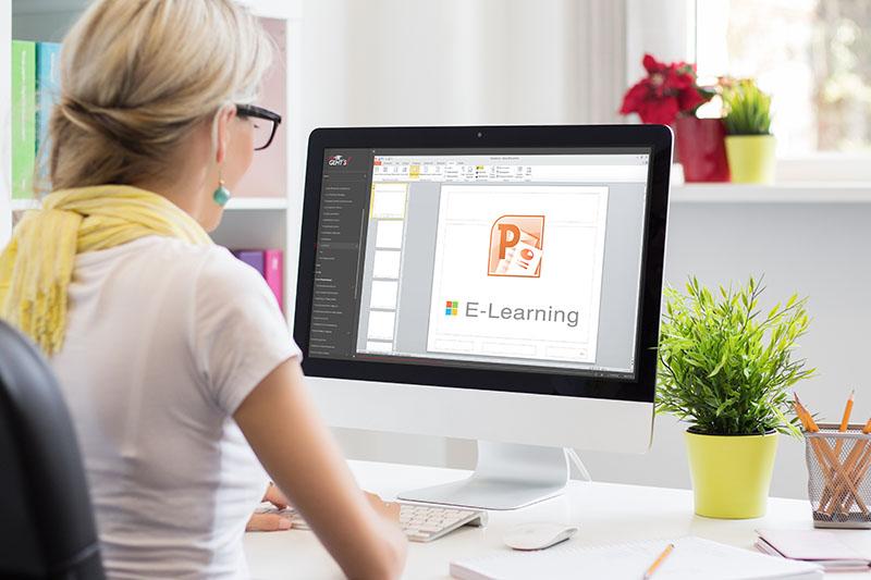 PowerPoint E-Learning Kurs für Anwender